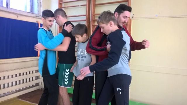 Гандболісти Закарпаття подали майстер-клас колегам з Вінниці